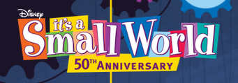 Disney It's a Small World comemora 50 anos