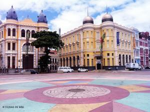 Recife Antigo – Marco Zero