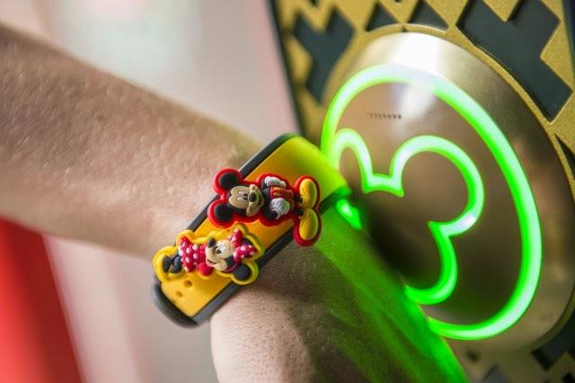 Como funciona a Magic Band – a pulseira da Disney