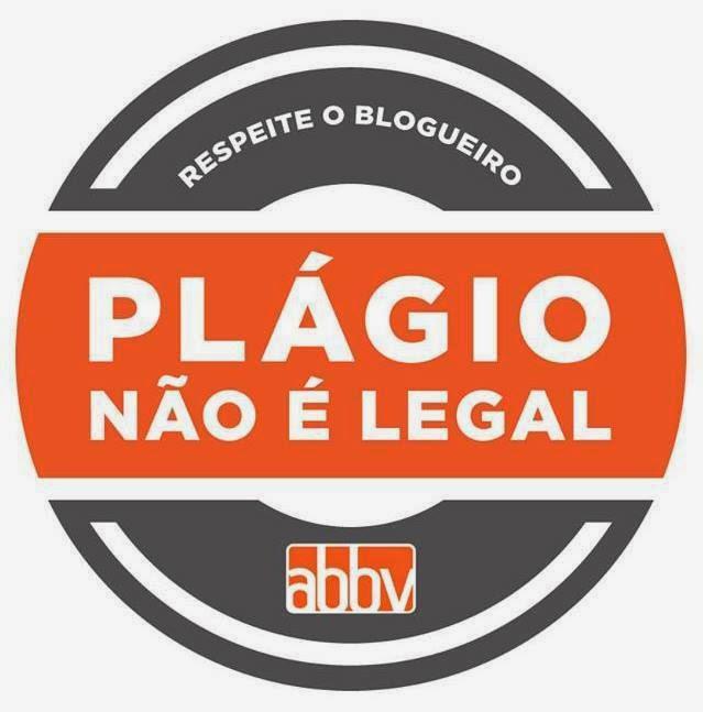 ABBV LANÇA CAMPANHA CONTRA PLÁGIO DO TRABALHO DOS BLOGUEIROS
