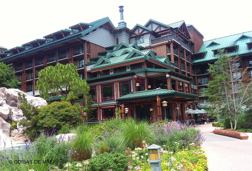 Wilderness Lodge – o hotel da Disney inspirado nos Parques Nacionais