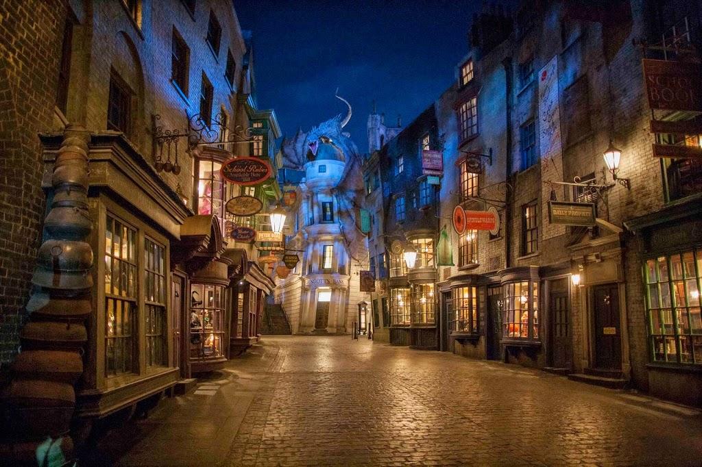 Novidades Harry Potter na Universal em Orlando