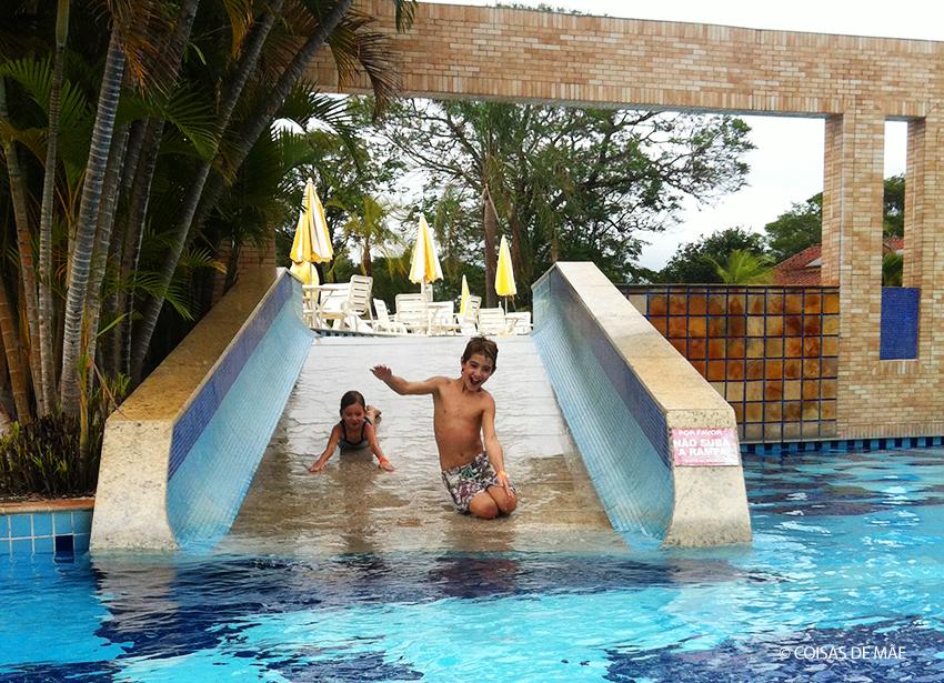 Aguativa Golf Resort – hotel com crianças