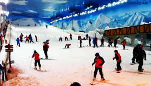 O parque Snowland