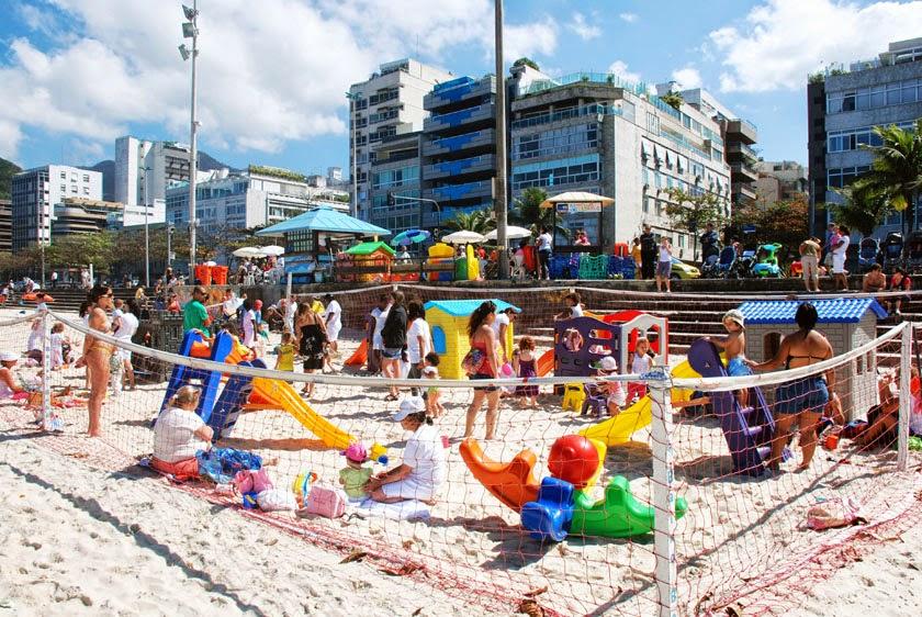 O que fazer com crianças no Rio de Janeiro