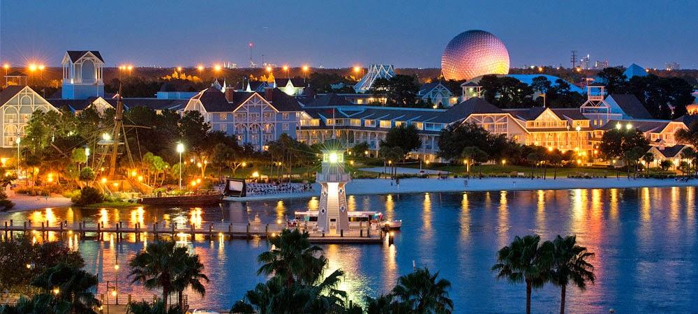 8 Vantagens de se hospedar em hotéis da Disney
