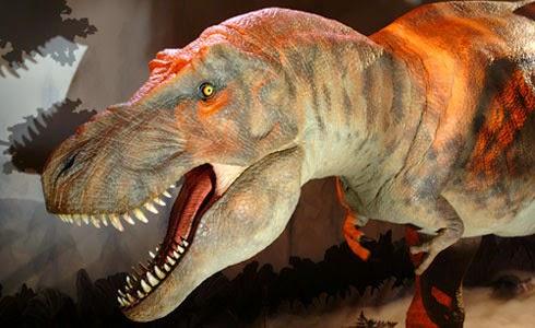 5 Atrações de Dinossauros Para Ver com Crianças