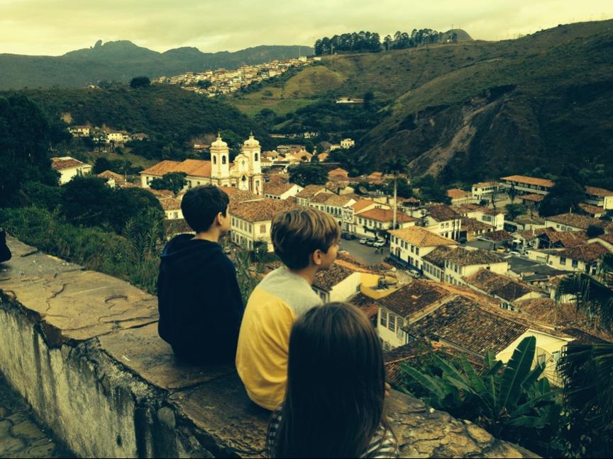 Cidades históricas de Minas com crianças – Ouro Preto