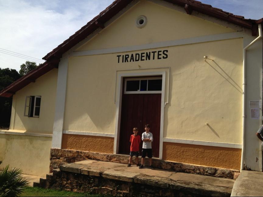 Cidades históricas de Minas com crianças – São João Del Rei
