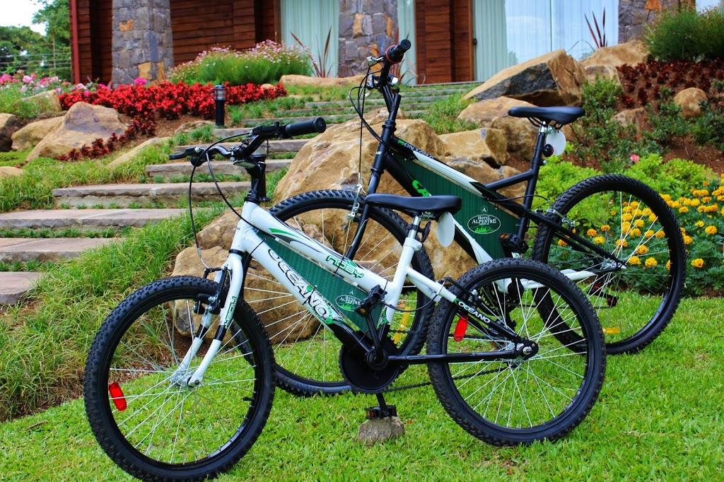 Novidade em Gramado: Passeio de bicicleta em família