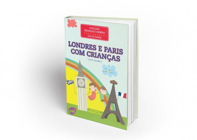 Londres e Paris com Crianças