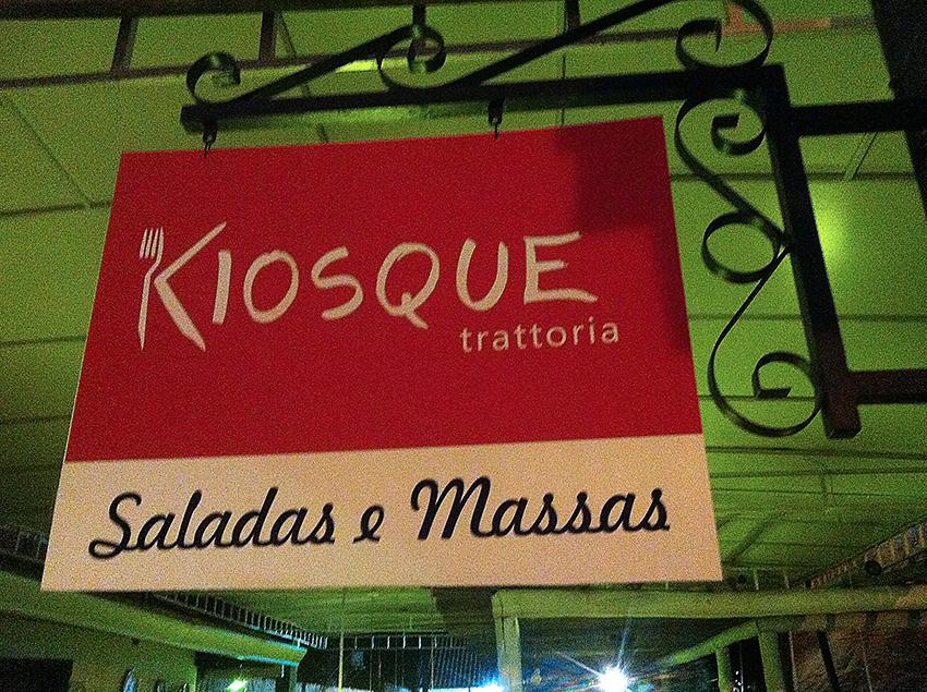 Restaurante Kiosque em Bonito