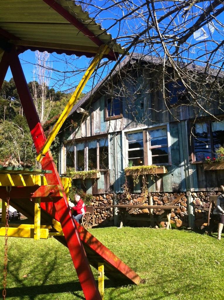 Restaurante em Gramado com Crianças
