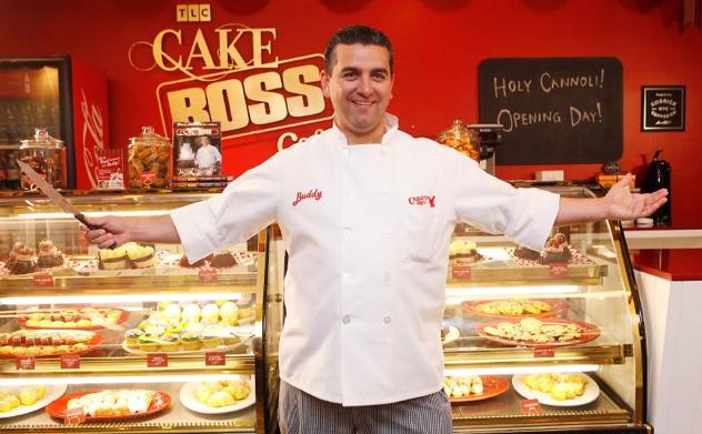 Cake Boss para crianças
