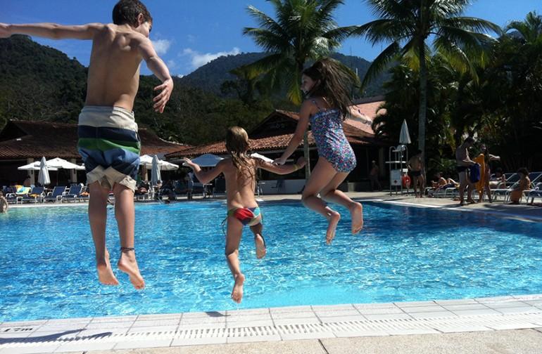 Hotel com crianças: Club Med Rio das Pedras