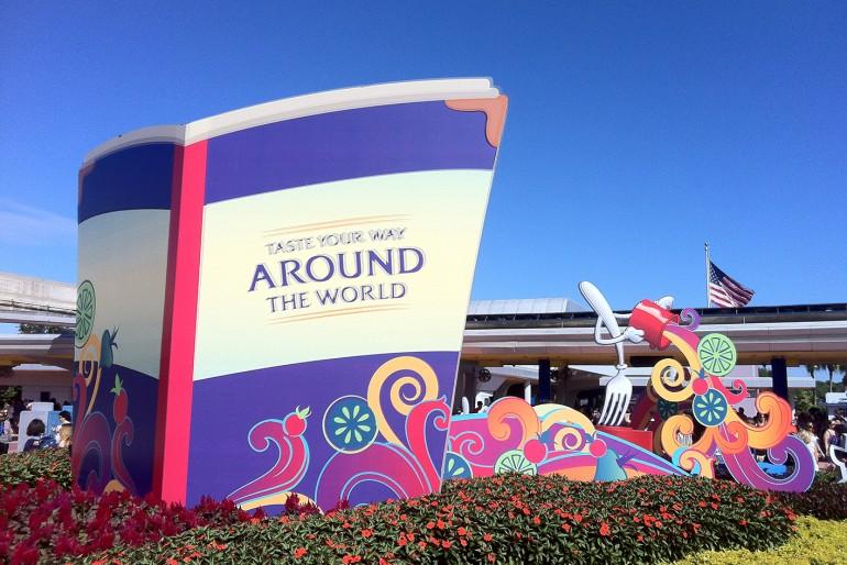 Food & Wine Festival: a melhor época para comer bem na Disney!