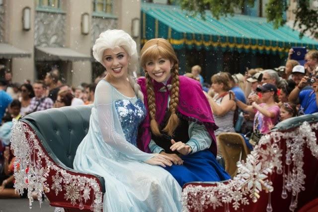 Frozen – Novidades na Disney