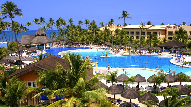 All inclusive Bahia