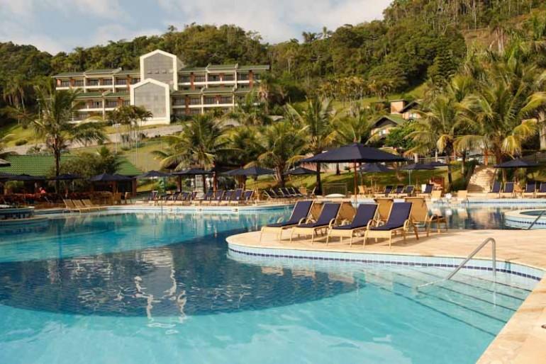 Hotel Com Crianças em Balneário Camboriú: Infinity Blue Resort & SPA