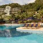 Hotel com crianças Resort Infinity Blue Balneário Camboriú Piscina