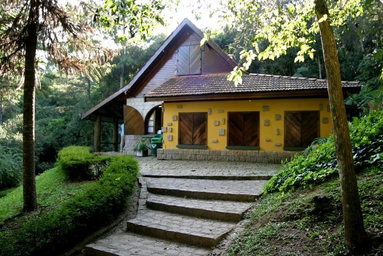 Passeios com crianças em Curitiba: Contação de histórias no Bosque do Alemão