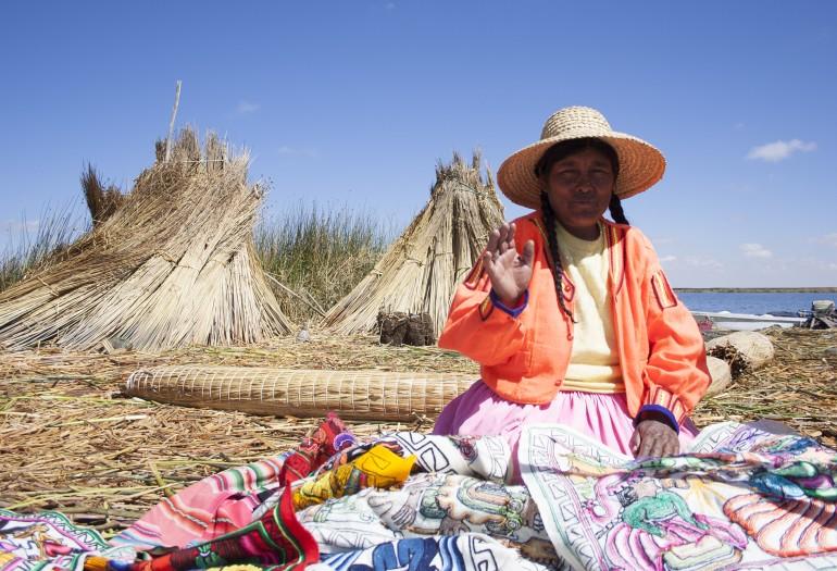 Puno, Lago Titicaca e Ilha Taquile no Peru