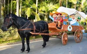Viagem com Crianças Beto Carrero Parada Mágica Turma do Betinho Carrero