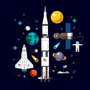 Viajando de carro com crianças passatempo fui para a lua e levei