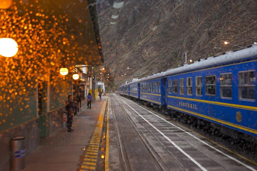 Estação Valle Sagrado
