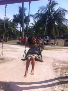 Parquinho da Lagoa - Rio com crianças