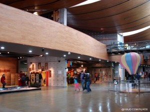 MIM Museo Interativo Mirador - Santiago Chile