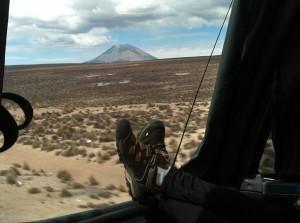Ônibus Arequipa Puno