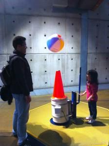 Santiago com crianças - Museo Interactivo Mirador MIM