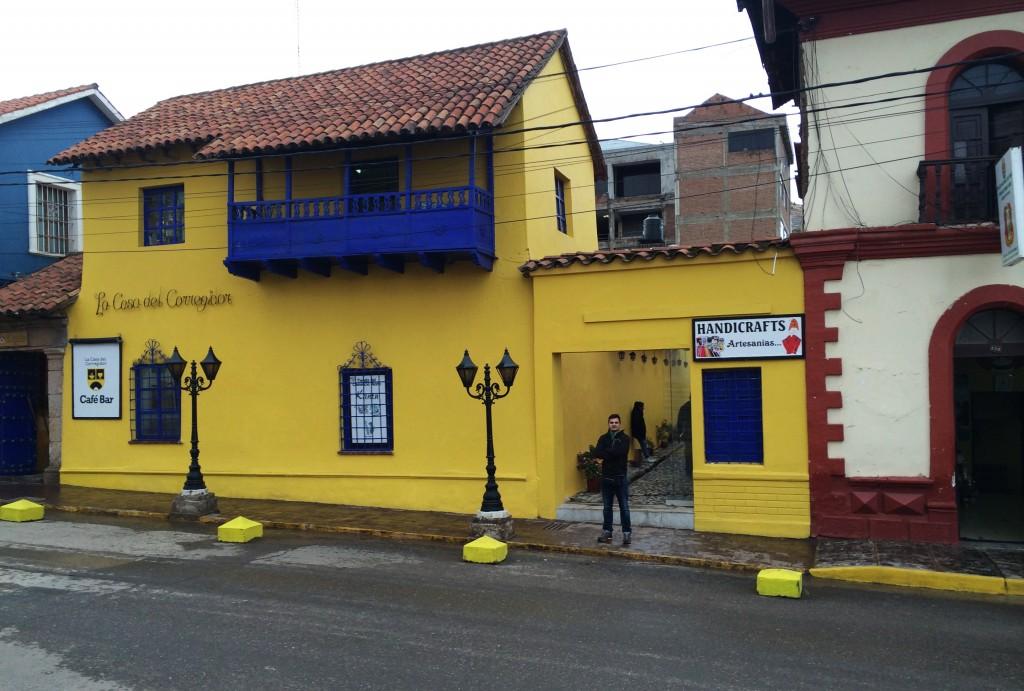 Café Bar Casa Del Corrigidor - Puno