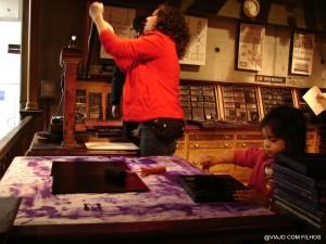 Atividades para crianças - Museu Interativo Mirador