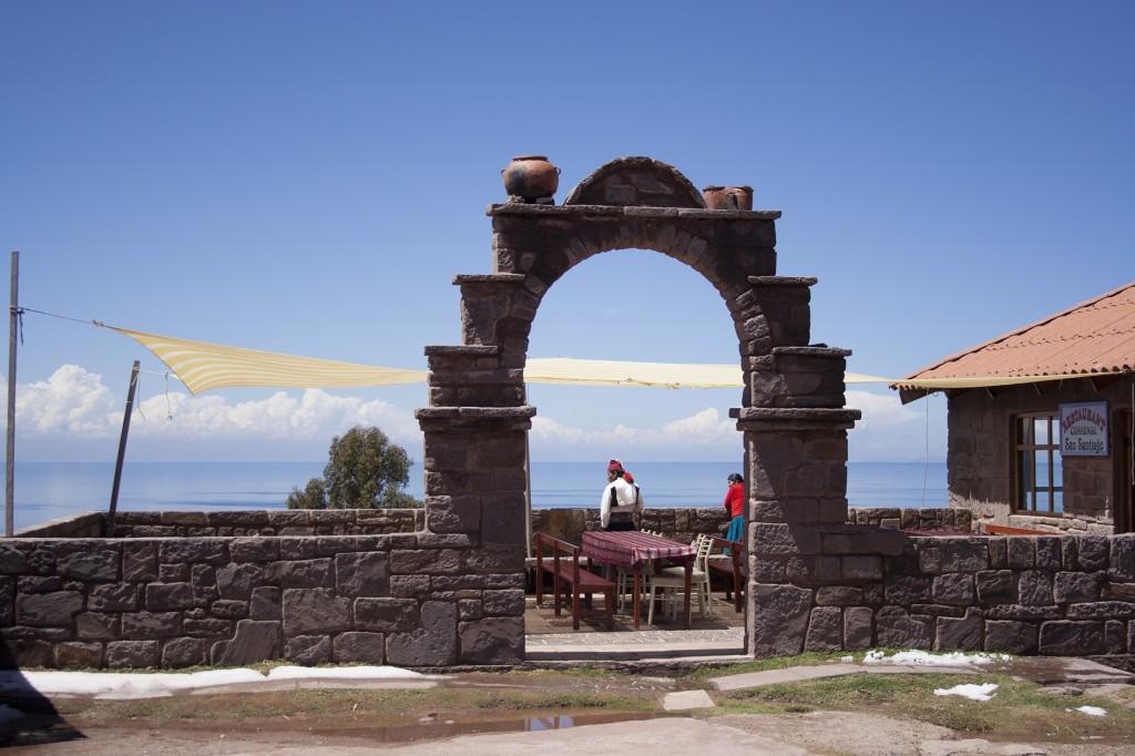 Taquile - Lago Titicaca