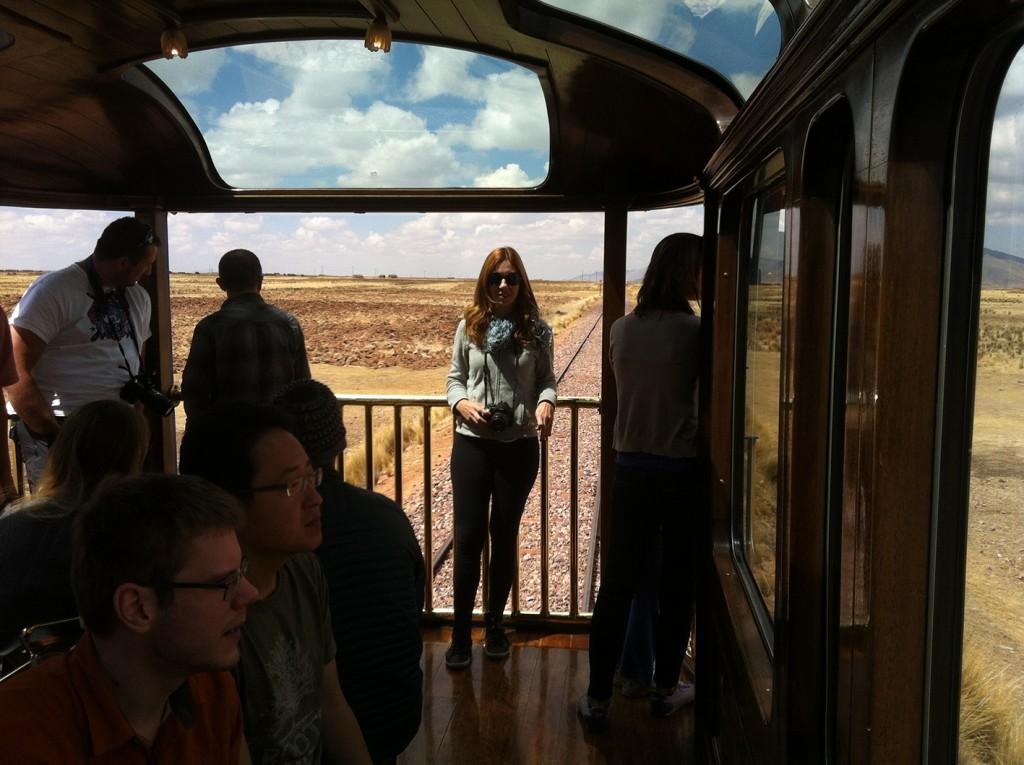 Trem Puno Cusco