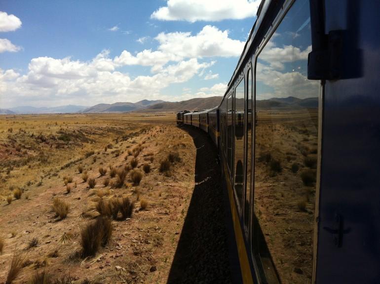 Nosso roteiro no Peru