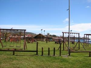 Hanga Roa Ilha da Páscoa Chile com crianças