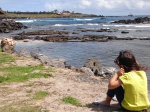 Ilha da Páscoa no Chile