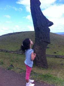 Ilha da Páscoa: viagem com filhos Chile