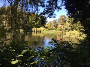 Dianamarca com Crianças Louisiana Museum Parte Externa Jardim
