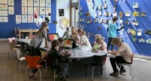 Dinamarca com Crianças Louisiana Children's Wing Ala Infantil