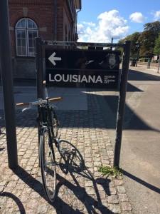 Dinamarca com Crianças Louisiana Museum Chegada Trem