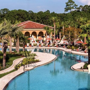 Orlando com Crianças Four Seasons Orlando at Walt Disney World Explorer Island Piscina