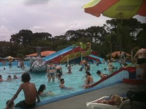 Araucária Acqua Park próximo de Curitiba