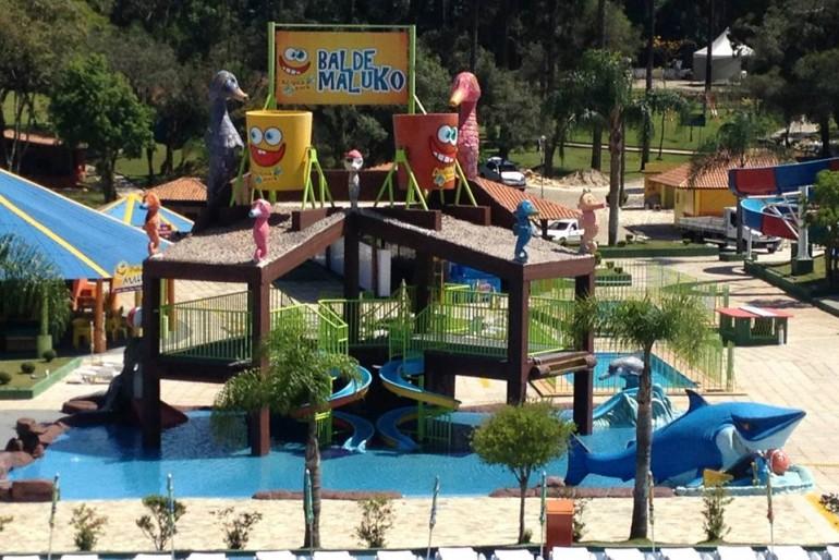Curitiba com crianças: parques aquáticos perto da cidade