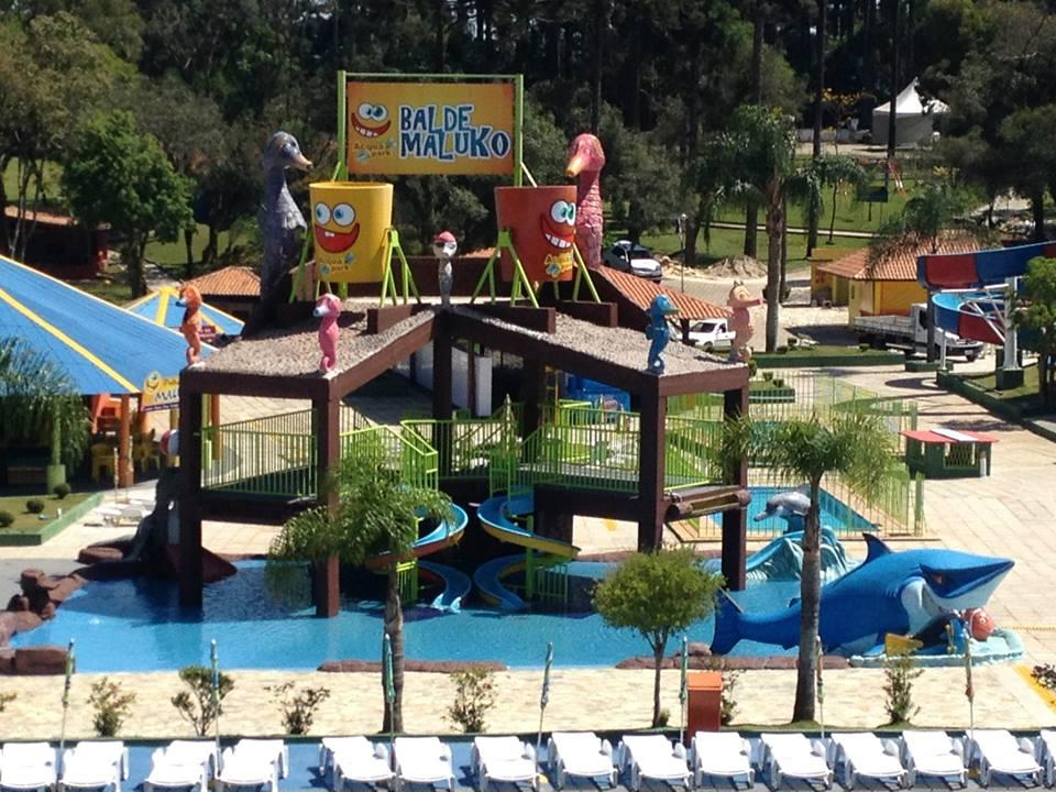 Araucária Acqua Park - Foto: Divulgação