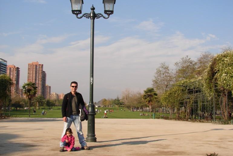 Santiago com crianças: Dica de hotel