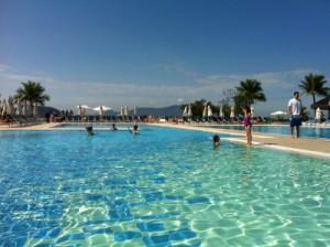 Club Med com crianças Rio das Pedras piscina